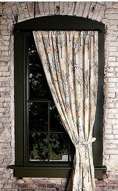 Tree Curtain