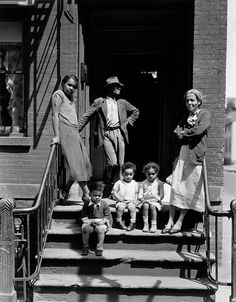 115 Jay Street Brooklyn New York 1936, by Berenice Abbott