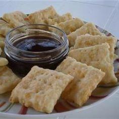 Cheddar Crackers - Allrecipes.com