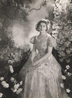 Queen Elizabeth when she was Princess Elizabeth
