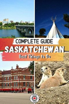 On our road trip across Canada, we spent almost two weeks in Saskatchewan, uncovering the best things to do in Saskatchewan including hiking, museums, Visit Canada, Canada Canada, Cross Canada Road Trip, Stuff To Do, Things To Do, Canada Destinations, Saskatchewan Canada, Canadian Travel, Reisen In Europa
