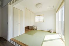 Japanese Interior, Modern Interior, Home Interior Design, Japanese Architecture, Contemporary Architecture, Tatami Room, Simply Home, Japanese House, House Design