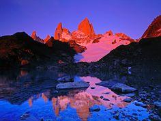 Los Glaciares National Park   Los Glaciares National Park, Argentina - Human and Natural