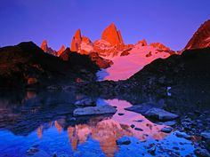 Los Glaciares National Park | Los Glaciares National Park, Argentina - Human and Natural