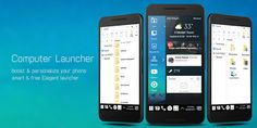 Computer Launcher v6.7 [Ad-Free]   Computer Launcher v6.7 [Ad-Free]Requirements:4.1 and upOverview:Are you looking for the desktop computer style launcher on your Android? Check this computer style launcher available for your Android (TM) smart phones.  Are you looking for the desktop computer style launcher on your Android? Check this computer style launcher available for your Android (TM) smart phones.  Desktop Computer Design: Customize your phone with unique look and feel of the fastest…
