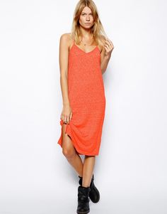 Asos Cami Dress in Texture on shopstyle.com
