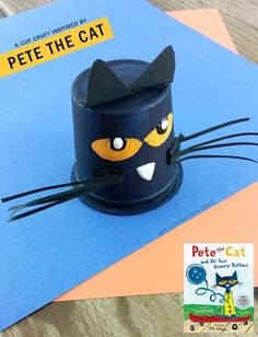 Read Pete the Cat an