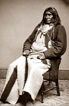Cheyenne Indian Chief, 1855-1866