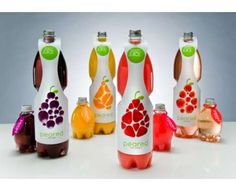 Very interesting. The smaller bottles look like Aquapod. Nice imaging and colors IMPDO.