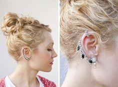 chanel ear cuff - Google 搜尋