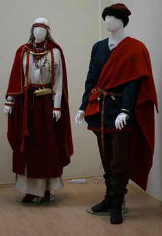 my friends, this winter's EXHIBITION, for which I prepared 12 HISTORICAL COSTUMES (more than 6 months of MANUAL WORK), while it is small - but we are ready to expand. - exhibition devoted to the costume of the ancient Slavs 9-11 century, many thanks to the organizer and ideological inspirer Ivan Konovalov and scientific leader of the project - Yulia Stepanova - Candidate of historical Sciences, associate Professor, Deputy Dean of historical faculty on scientific work, associate Professor of…