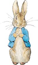 Some cute activity ideas on this web-site.  Want to remember this when we read our Peter Rabbit books.