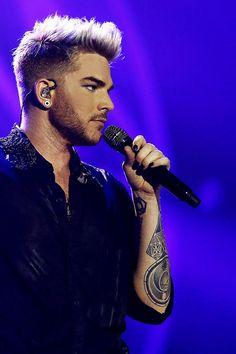 Adam Lambert Sexy Performer