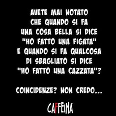 😂😂 NUMERO UNO 👍🏼 Italian Humor, Italian Quotes, Verona, Best Quotes, Funny Quotes, Cogito Ergo Sum, Short Messages, Have A Laugh, I Smile