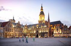 Veurne West Vlaanderen Belgium