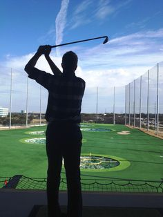 Top Golf (North Austin, near the Domain) is great for new golfers and pros alike. | http://austinitetips.com