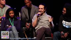BroadwayCon: Hamilton The Musical - Full Panel - YouTube