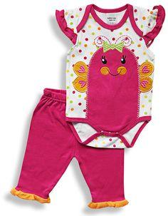 2dielny komplet pre bábätká - MOTÝLIK heart hangulatjel  http://www.milinko-oblecenie.sk/kojenecke-komplety-2/ #kojeneckeoblecenie #oblecenieprebabatka