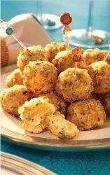 Spicy Cheese Balls   RecipeLion.com