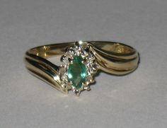 US $179.00 Pre-owned in Jewelry & Watches, Fine Jewelry, Fine Rings