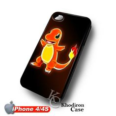 iOffer: Charmander Fractal Pokemon iPhone 4 4S Case for sale on Wanelo