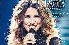 Veja a capa do novo DVD de Paula Fernandes