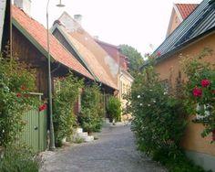 Visby, Sweden.