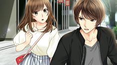 One Last Kiss, First Kiss, Samurai Love Ballad Party, Voltage Games, Voltage Inc, Anime Fantasy, Anime Couples, Manga, Cute