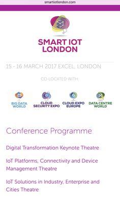 Conference Program, World Data, Keynote, Management, Internet, London, Digital, London England