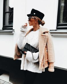 Winter Fashion Outfits 2020 – What do I wear for winter? Winter Fashion Outfits, Casual Fall Outfits, Fall Winter Outfits, Autumn Winter Fashion, Winter Style, Black Outfits, Spring Fashion, Rachel Zoe, Street Style Trends