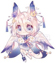 T | rnem by Shirouu-kun on DeviantArt Cute Anime Chibi, Cute Anime Pics, Kawaii Chibi, Kawaii Art, Cute Animal Drawings Kawaii, Kawaii Drawings, Cute Drawings, Anime Girl Drawings, Anime Art Girl