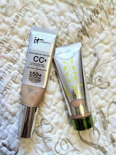 Beauty and Bordeaux: It Cosmetics Your Skin But Better CC Cream Dupe?  Physicians Formula