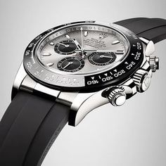 Discover the Cosmograph Daytona watch in 18 ct white gold on the Official Rolex Website. Model: 116519LN