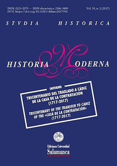 Stvdia Historica. Historia Moderna de Extremadura