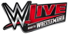Win tickets to WWE Live - Road to WrestleMania when WWE Live stops in Orange County. #WWE