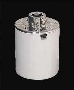 Heat Resistant Porcelain Socket (Imported) | Antique Lamp Supply  $3.48