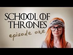 From the blog a review of School of Thrones - Episode 1: Prom Night Is Coming
