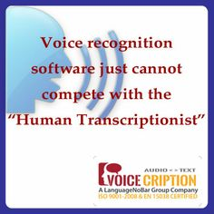 #Voicecription - #Online #transcription company