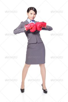 business woman boxing ...  adult, aggressive, asia, asian, attractive, beautiful, beauty, boxer, boxing, business, businesspeople, businesswoman, chinese, competition, confident, corporate, defense, earnest, executive, exercise, female, fight, fighter, fitness, full length, girl, gloves, isolated, japanese, power, professional, punching, ready, red, serious, sport, strength, strong, success, suit, white, white background, woman, worker, young