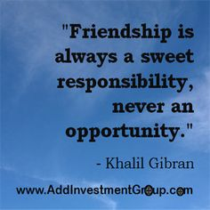 Friendship is … #DoSomethingDifferent #Motivation #Inspiration #Quotes #Inspire #Inspired