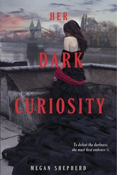 Her Dark Curiosity by Megan Shepard--In this sequel to The Madman's Daughter, Juliet has returned to London and struggles with her inner and outer demons.  This time Shepherd recreates Dr. Jekyll and Mr. Hyde in the continuation of Juliet's dangerous love triangle.  HS