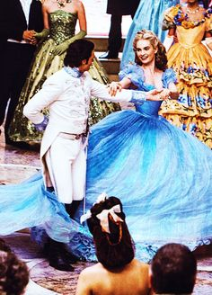 """Richard Madden and Lily James in Cinderella [x]"""