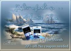 January scent of the month