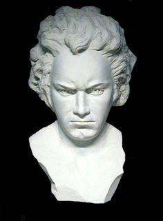 Ludwig von Beethoven. Love it.