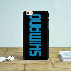 NEW SHIMANO BIKE FISHING REEL iPhone 6 Case Dewantary