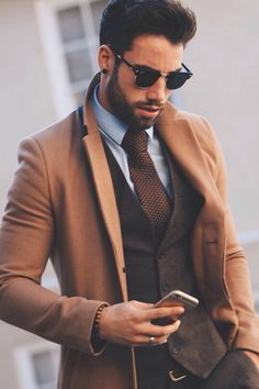 Gentleman style #fashion #style #menswear #stylishmen #mensfashion #menstyle #mensgrooming #mensaccessories #men's jewelry