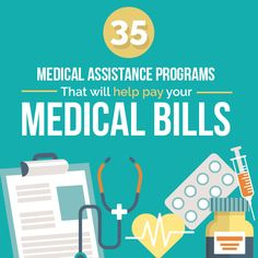 If you're facing medical bills that you can't afford to pay, you're not alone. Sixty percent of bankruptcies in the U. are filed at least in part due to high Dental Services, Human Services, Life Unexpected, Medical Help, Medical Billing, Medical Equipment, Useful Life Hacks, Dental Care, Programming