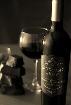 "Chocolate Wine Takes the US and UK Market By Surprise. ~ ""We thought the market would be female and young, but we've found that it has much broader appeal,"" said Andrew Browne, founder of the product, citing demand from men and women, as well as older and experienced wine drinkers.    The wine uses Bordeaux-blend of grapes from California, mixed with sugar and natural chocolate."