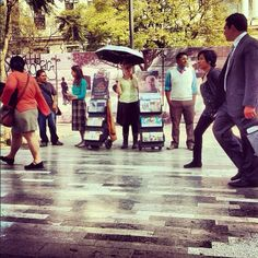 Mexico City, Mexico. -- Publicly Sharing The Good News of God's Kingdom - JW.org -- Photo shared by @thatguy_with_the_hat