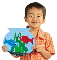 http://www.teaching.com.au/activities?activity=fishbowl For kindy kids
